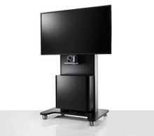 CBS AV/VC One Standing Screen Support System