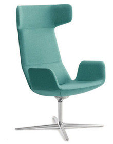 Imperial Flexi High Back Swivel Armchair