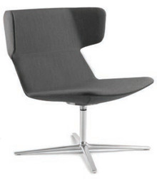 Imperial Flexi Swivel Lounge Armchair