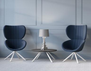 Edge Design Runna High Back Tub Chair & Runna Coffee Table