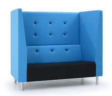 Verco Jensen-Up 2 Seater High Back Sofa