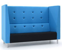 Verco Jensen-Up 3 Seater High Back Sofa