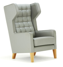 Allermuir Grainger High Wing Chair