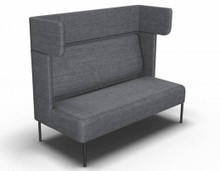 Ocee Design Four Us High Back Bench With Ears