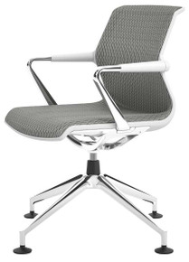 Vitra Unix Chair Four-star Base