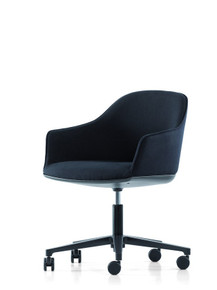 Vitra Softshell Chair Five-Star Base