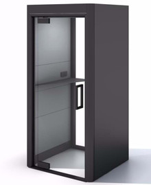 Frem Oasis Linear Phone Booth