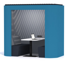 Frem Oasis Soft Small Team Booth