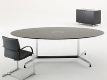 Cambridge Park Nimbus Meeting Table - Oval