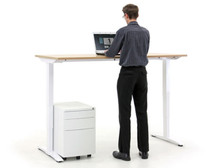 Verco Oblique Adapt Electronic Sit Stand Desk