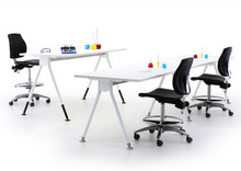 Verco Visual Acute Height Adjustable Desk
