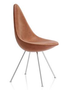 Fritz Hansen Drop Chair - Upholstered