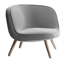 Fritz Hansen Selection - White/Black (Steelcut Trio 124)
