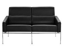 Fritz Hansen Series 3300 2 Seater Sofa