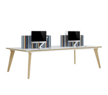 Elite LUX Double Bench