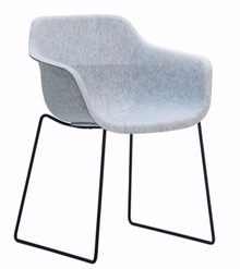 Brunner Crona Felt Chair