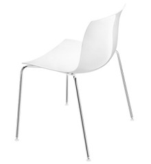 Arper Catifa 53 Chair 4 Leg Base - Polypropylene