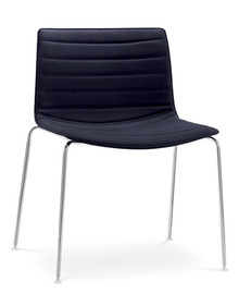 Arper Catifa 53 Chair 4 Leg Base - Upholstered