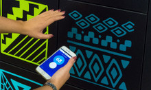 Simplicity ReleezMe Keyless Smart Lockers