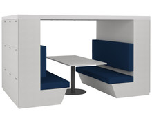 Simplicity Convergence Enclosure Station - 18x large lockers,