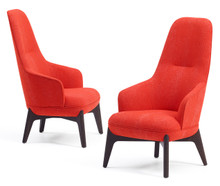Orangebox Coze High Back Armchair