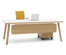 Verco Martin Rectangular Single Desk