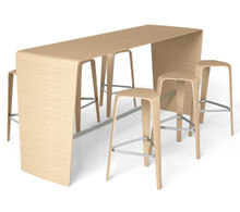 Brunner Hoc High Bench
