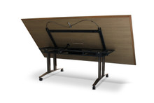 Cambridge Park Cirrus XL Flip-Top Table