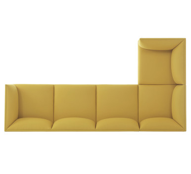 Techo City L-Shaped Sofa