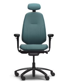 RH Mereo 300 Task Chair Black Base