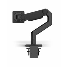 Humanscale M8.1 Monitor Arm, Black with Black Trim