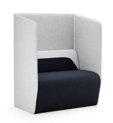 Boss Design Hemm Single Seat Booth