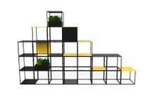 Rawside Cage Modular Shelving