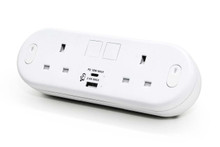 CMD Capsule Desktop Power Module White