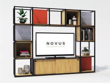 Frem Novus Modular Storage System
