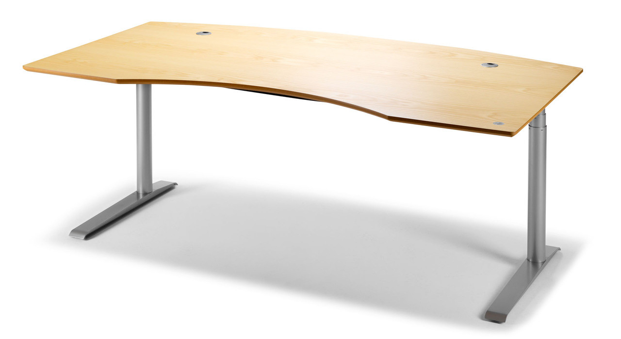 Sit Stand Desk Designs : Cube design quadro sit stand desk