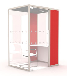 Boss Design Qube Solo Work Pod