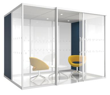 Boss Design Qube Duo Meeting Pod