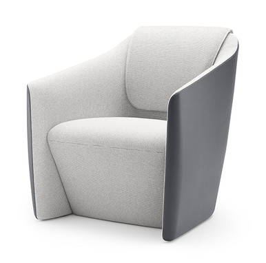 Boss Design DNA Tub Chair - Front Angle View
