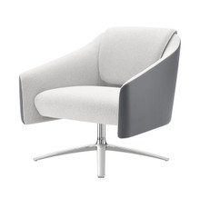 Boss Design DNA Lounge Chair - 4 Star Base