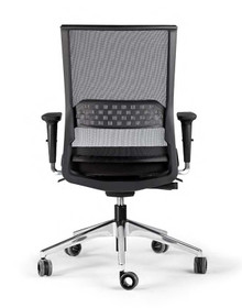 Actiu Stay Task Chair - String Technical Mesh Back - With Armrests