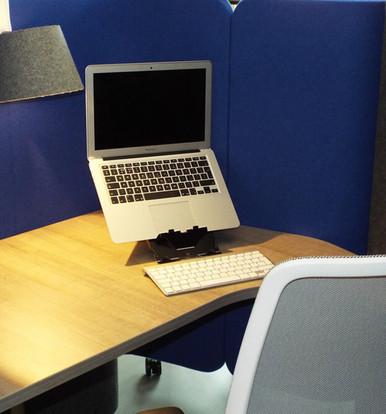 Ergonomic Cafe Laptop Survival Pack (LSP)
