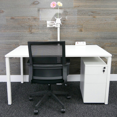 Home Office Bundle 2 - Nova (Fixed Height)