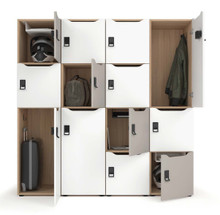 SafeChoice Hygienic Lockers