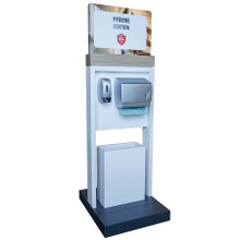 Techo Hygiene Station