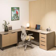 Allermuir Panel Corner Home Working Bundle