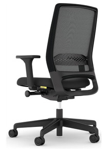 Viasit Kickster Mesh Back Task Chair - Rear View