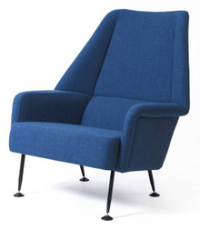 Ernest Race Flamingo Chair - Front View