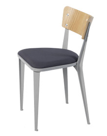 Ernest Race BA2 Chair - Front Angle View