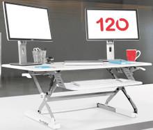 Yo-Yo Desk 120 - Desk Riser